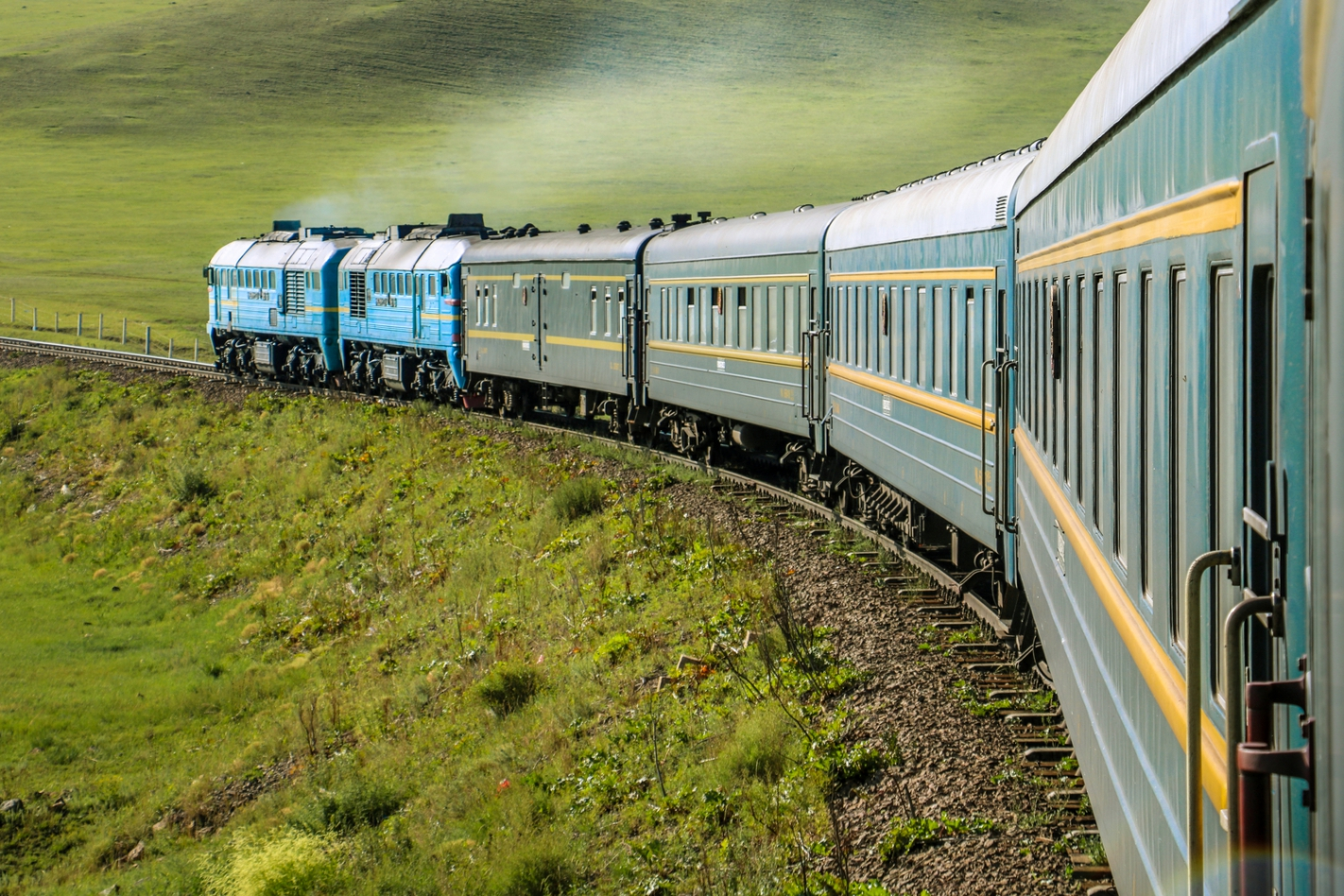 Top 10 Reasons to take a Trans-Siberian Railway tour