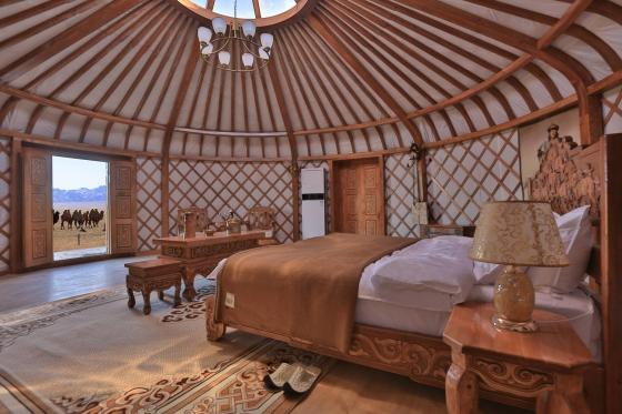 3 Best Ger Camps in the Gobi Desert