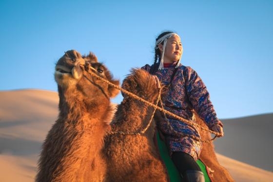 Mongolian Traditional Clothing