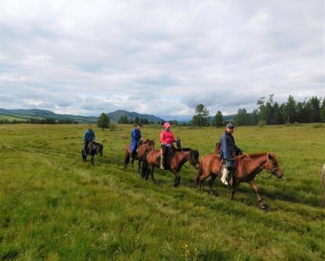 When is the Best Time for a Horse-Riding Trip in Mongolia ?