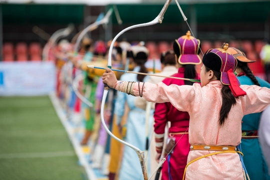 Mongolia Naadam festival tour