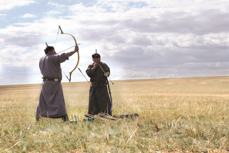 Mongolian Archery