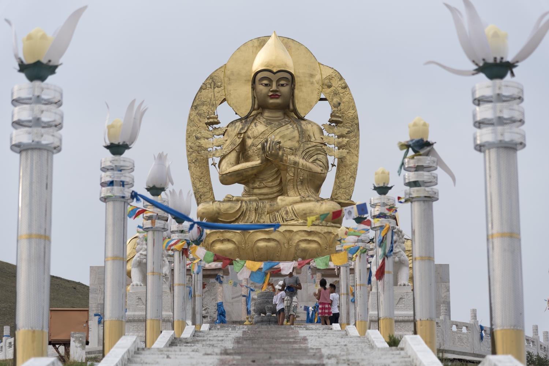 Amarbayasgalant-Monastery