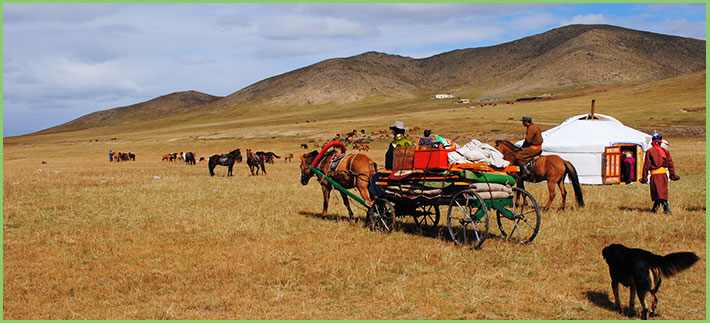 The Nomads Day Festival | Nomad Event - Mongolia Festival ...
