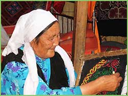Mongolia crafts, souvenirs of Mongolia, handmade in Mongolia
