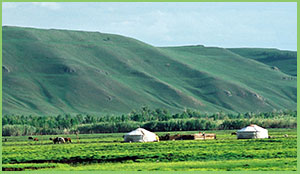 Mongolia, destinations of Mongolia, northern Mongolia