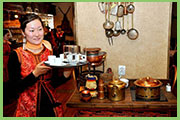 restaurants in mongolia, eating in mongolia