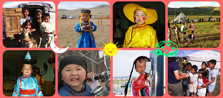 Selena Travel Mongolia Toys Books Donation For Rural Kindergartens