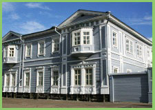 Decembrist museum in Irkutsk, museum Decembrist, attractions in Irkutsk