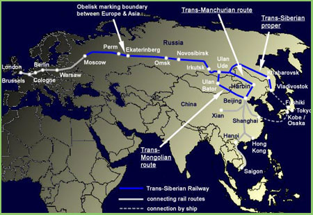 travel tips trans siberian mongolian railways